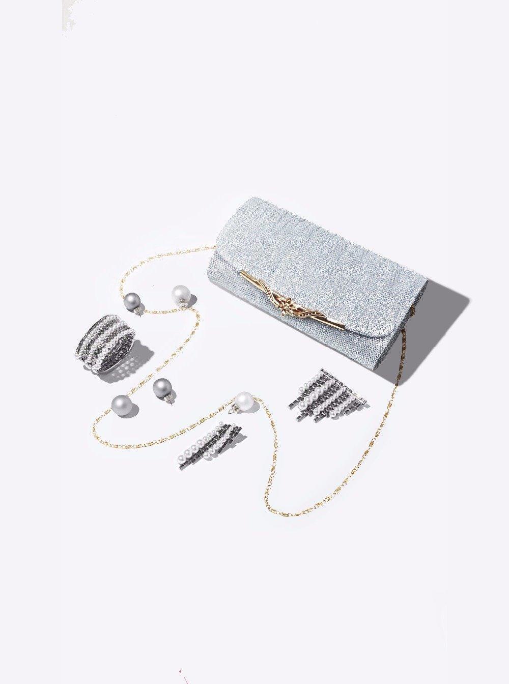 Fashion Women Evening Bag Brand Party Banquet Glitter Bag For Ladies Wedding Clutches Handbag Shoulder Bag Chain Bolsas Mujer